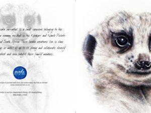 Meerkat Card Made Marian