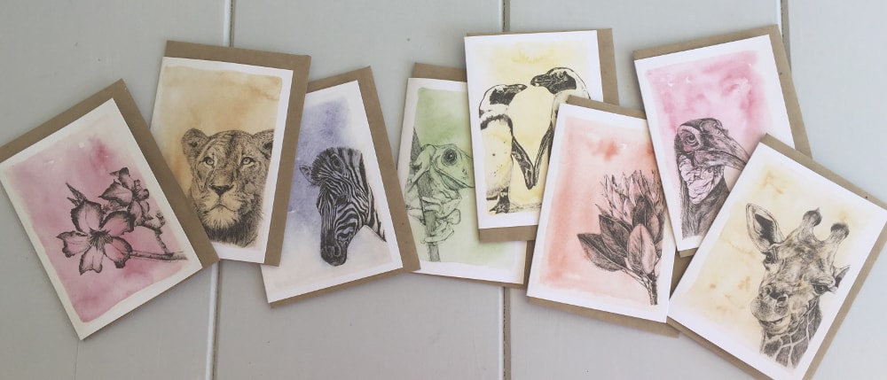 A6 Greetings Cards Packs Shop Online Made Marian-min